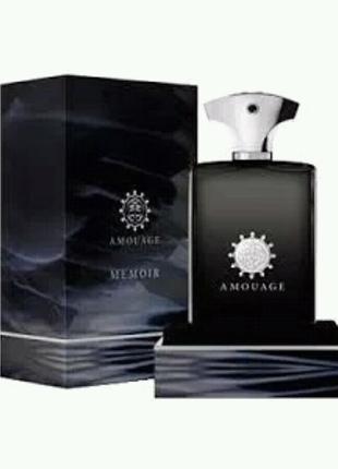 Мужской парфюм Amouage Memoir Man