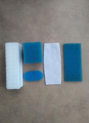 Комплект фильтров для пылесосов THOMAS Twin 5 шт 787203 не оригин