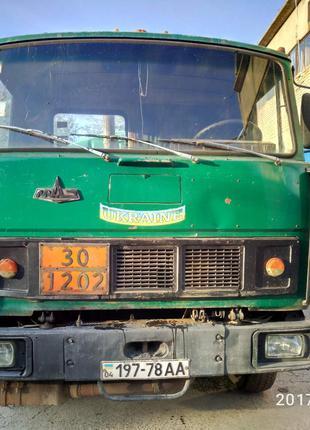 Продам бензовоз МАЗ - 5337