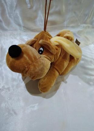 Мягкая игрушка собачка собака flo`s toys