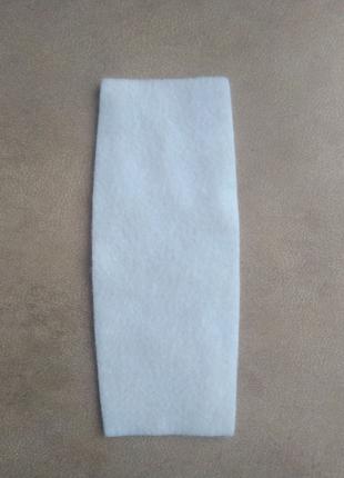Микрофильтр MKA без вырезов (ровный)