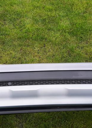 Задний бампер в сборе на Hyundai Santa FE IV 4 19 20