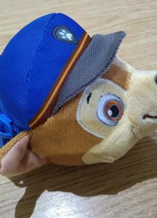 Мягкая игрушка брелок щенячий патруль