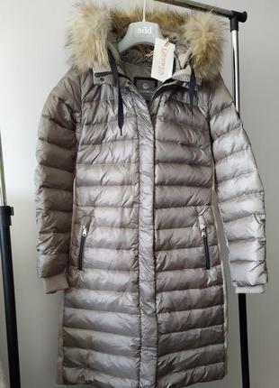 Новый пуховик giesswein австрия премиум пальто на пуху куртка ...