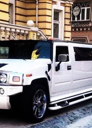 025 Лимузин Hummer H2 аренда