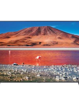 Телевизор Samsung UE75TU7172UXXH smart tv 75дюймов
