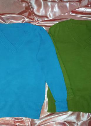 Пуловер, Bonprix. свитер, кофта теплая, хлопок.
