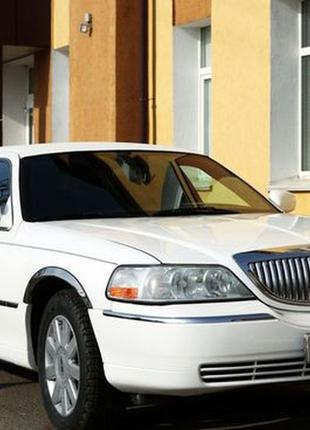 038 Лимузин Lincoln Town Car 120 FEDERAL