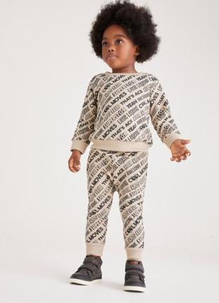 Спортивный костюм next под заказ (3 мес.-7 лет)