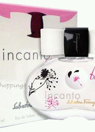 Женская туалетная вода Salvatore Ferragamo Incanto Bloom (100 мл