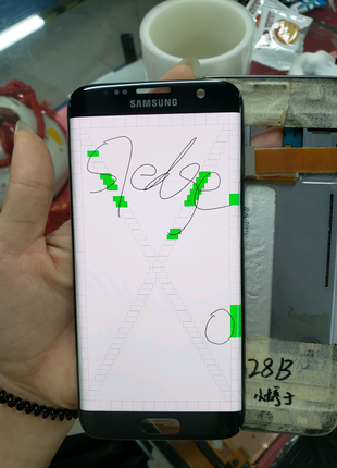 Дисплей Samsung S7 Edge, Екран модуль