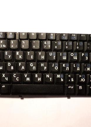 Клавиши от клавиатуры ноутбука HP NX7400 разборка кнопки 41355...