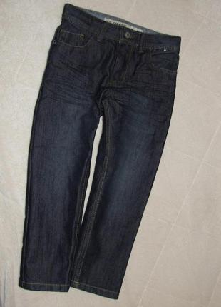 Синие джинсы 5-6 лет