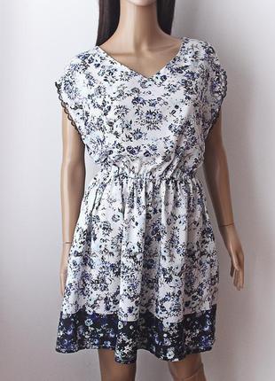 Летнее платье (сарафан)