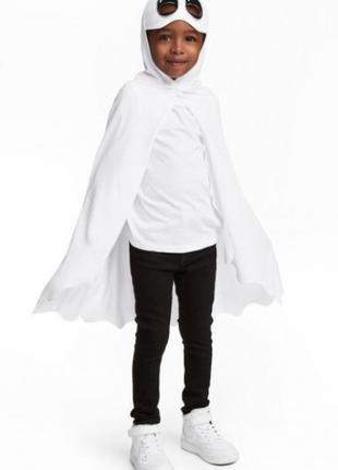 Костюм для мальчика  белый карнавальний 92 - 116 h&m 59251