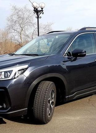 229 Внедорожник Subaru Forester 2019 аренда