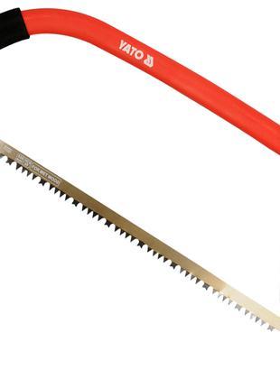 Ножовка для садовых деревьев 530мм Yato YT-3202
