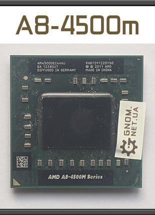 Процессор AMD A8-4500m AM4500DEC44HJ FS1r2 ноутбук A8 4500m