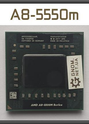 Процессор AMD A8-5550m AM5550DEC44HL FS1r2 ноутбук A8 5550m 5500m