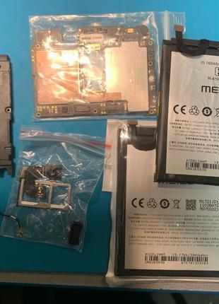 Разборка Meizu m6 note на запчасти, по частям, в разбор