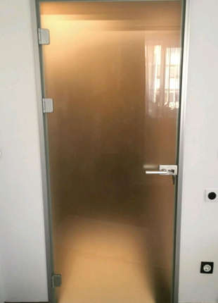 Скляні двері , міжкімнатні двері ,для сауни ,для бані