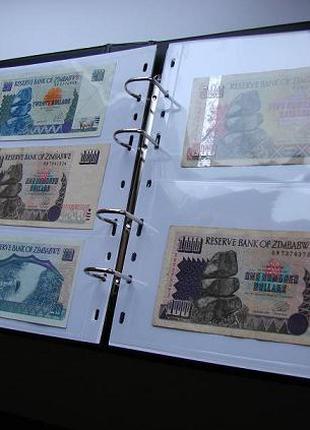 Альбом на банкноты Schulz Польша