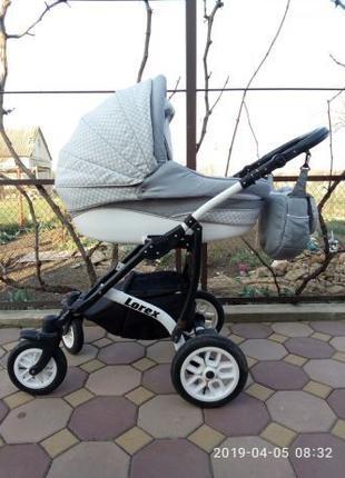 Детская коляска 2 в 1 Lorex.