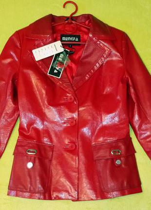 Курточка - натуральная кожа куртка из натуральной кожи