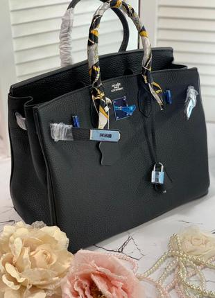 Женская сумка в стиле  hermes гермес