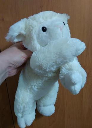 Мягкая игрушка овечка