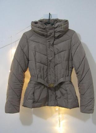 Теплая зимняя куртка Oasis с капюшоном размер S