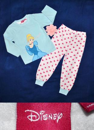 Пижама костюм для дома от disney на 4-5 лет