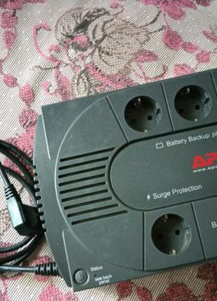 ИБП рабочий APC Back-UPS ES 525va 300 w be525-rs