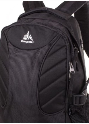 Мужской рюкзак с отделением для ноутбука ONEPOLAR (ВАНПОЛАР) W130