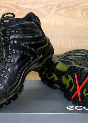 Ботинки ecco terra dhaka goretex. оригинал. размер 41