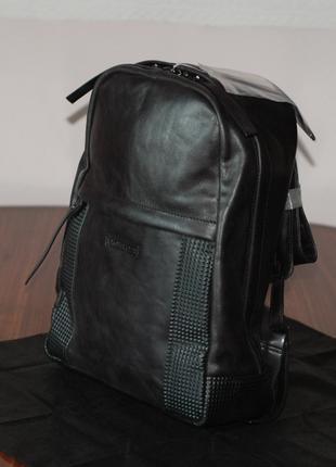 Кожаный рюкзак Police, модель Armed, новый и оригинальный