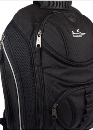 Мужской рюкзак для ноутбука Onepolar W1327-black