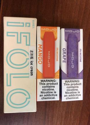 Одноразовая электронная сигарета Mojo