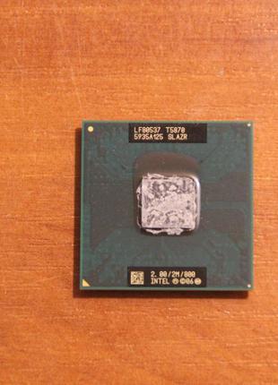 Процессор Intel Pentium Dual-Core T5870 2.0GHz/2048Kb/800fsb/P...