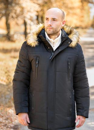 Мужская зимняя куртка alaska