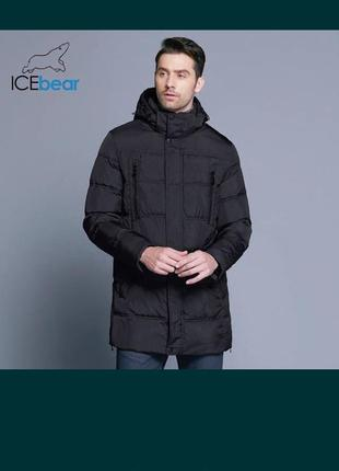 Куртка мужская пуховик зима