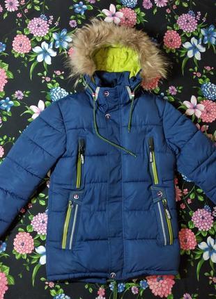 Пуховик / зимова куртка / пальто