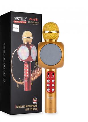 Беспроводной портативный микрофон WSTER WS-1816