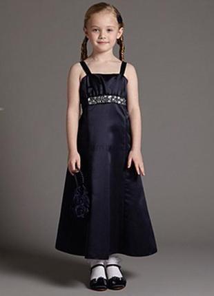 Нарядное платье из англии,размер 6 лет