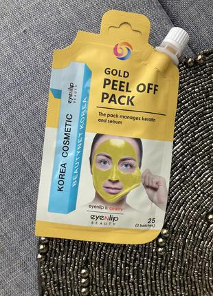 Золотая маска пленка