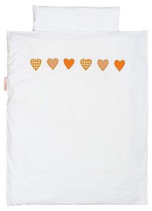 Taftan голландия. постельный комплект для кроватки 100 на 135.