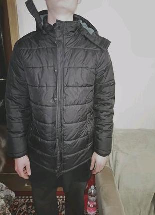 Черный Куртка LC Waikiki