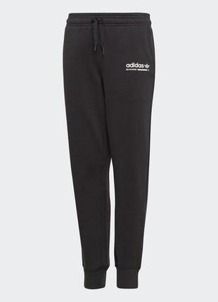Adidas спортивные брюки. рост 146. хлопок. 10-11 лет