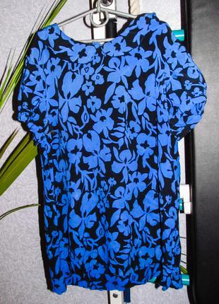 Крепдешиновая блузка