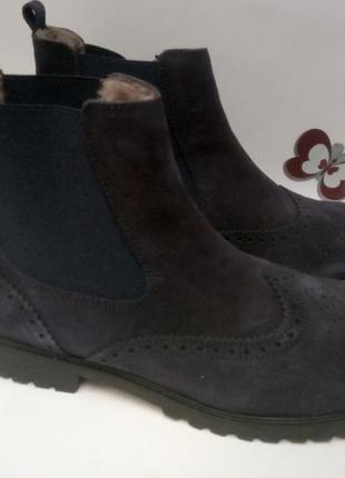 Clic испания зимние ботинки. размер 39.